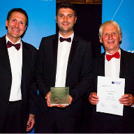 Cubicle Centre wins 'SME of the Year' for work with BIM