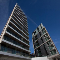 Sapphire Balustrades bring styling to luxury apartments