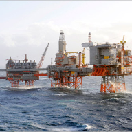 Electric underfloor heating for North Sea Oil Rig