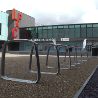 Street furniture solution for Lincoln University