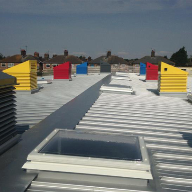 Sustainable ventilation for Fulbridge Academy
