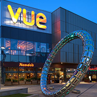 Ice Danpalon® creates a vision at Vue Cinema