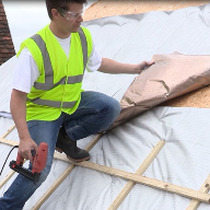 Give your roofs a quick and easy thermal boost