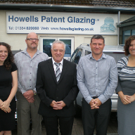 Howells Patent Glazing celebrates 40th year in business