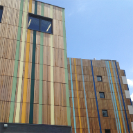 NVELOPE cladding support systems for Crest Girls' Academy