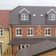 Marley's Duo Edgemere slates selected for luxury homes