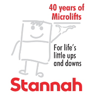 Stannah Microlifts are celebrating 40 years!