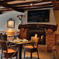 Smart lighting control at The Old Bridge Inn