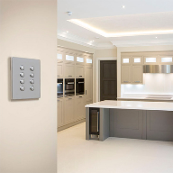 Lighting control solution for family home in Surrey