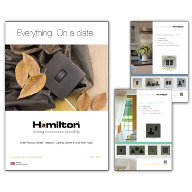 Hamilton Litestat launches new 2015 range brochure