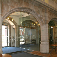 Ion Double Glass Doors for Holy Trinity Church