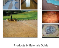 Adseal's new products & material guide