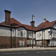 Redland tiles perfect for Grade II listed building