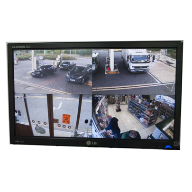Genie CCTV solution for Welcome Break Service Station