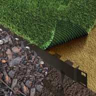 Introducing Atlas: The edging solution for artificial grass