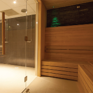 Steam room and sauna for William Penn Leisure Centre