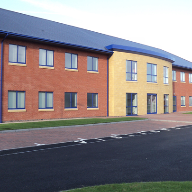 Cembrit chosen for new offices in Burton