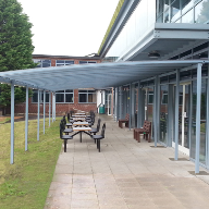 Winterbourne Canopy for Poole High School