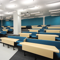 New lecture theatre seating concept ideal for universities