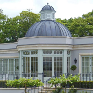 Vale Garden Houses provide orangery style entertainment suite
