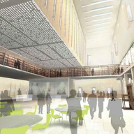 Topakustik Panels provide acoustic control at Oxford University