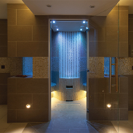 New spa complex at Dormy House Hotel