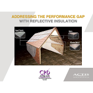 Actis launches CPD module on reflective insulation