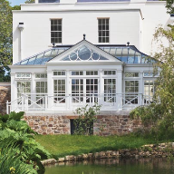 Conservatory for a Georgian mansion