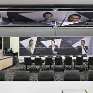 Revolutionary soundproof Skyfold at global investment firm