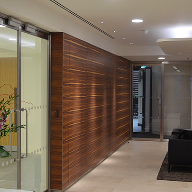 Micro acoustic panels for Standard Life Investments
