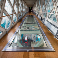 GLASSOLUTIONS creates glass walkways for Tower Bridge