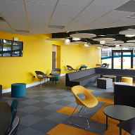 Armstrong Ceilings help an academy with a new hart