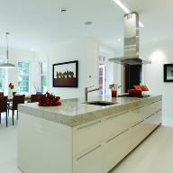Marble for luxury Highgate property