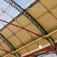 Colorcoat HPS200 Ultra® at London Victoria Station