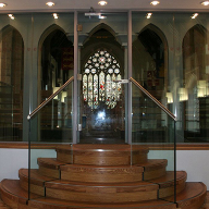 Hurst College creates new gallery within their chapel