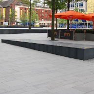 Granite Water Features for Hardman Square
