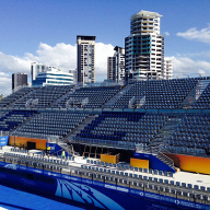 The BOX Seat at Gold Coast Aquatic Centre
