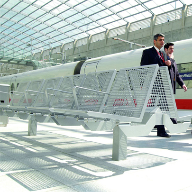 Erlau Furniture for Rail Platforms