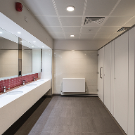 Modern cubicle design for Imperial College London
