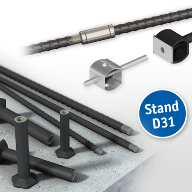 Ancon to unveil new Acoustic Dowel at UK Concrete Show