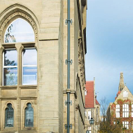 Clement Windows chosen for University of Manchester