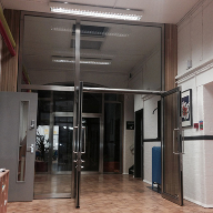 Fire Rated Glass Doors for Hounslow Heath Infant School