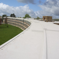 Sika Sarnafil solution for Harefield Hospital
