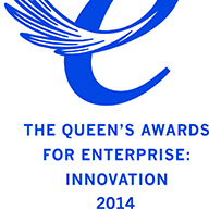 The Queen recognises Permavent's innovation