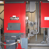 Wood Energy Biomass Boiler for South Bristol Academy