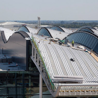 Earthwool Building Slab at Heathrow Terminal 2