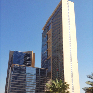 AET system used for Daman Tower