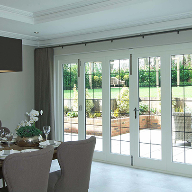 Conservation™ Bi-Folding Doors are secured by design