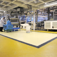 Flowfresh: Bright & hygienic flooring for food areas