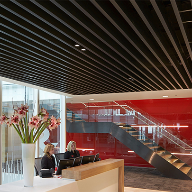 Hunter Douglas provides a UK first for prestigious office development